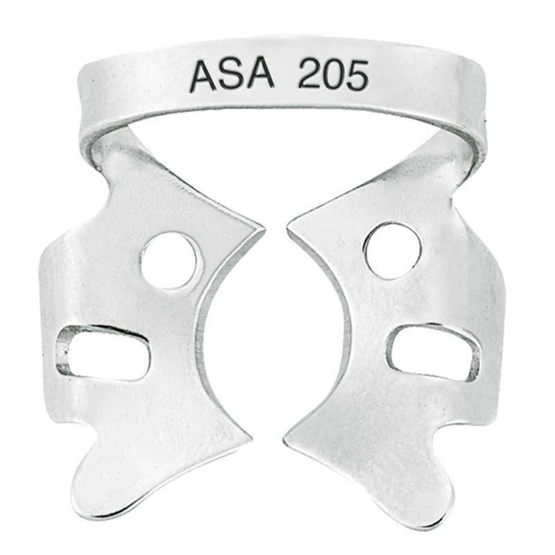 UNCINO DIGA ASA 3051-205 INOX MOLARI