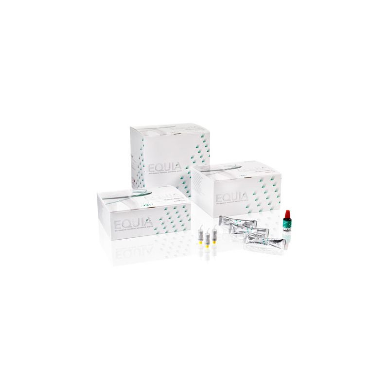 EQUIA INTRO PACK ASS. 50CPS GC 900603