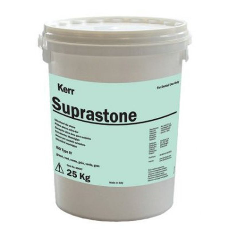 SUPRASTONE VERDE KERR 6KG IV CLASSE NATURALE 60606