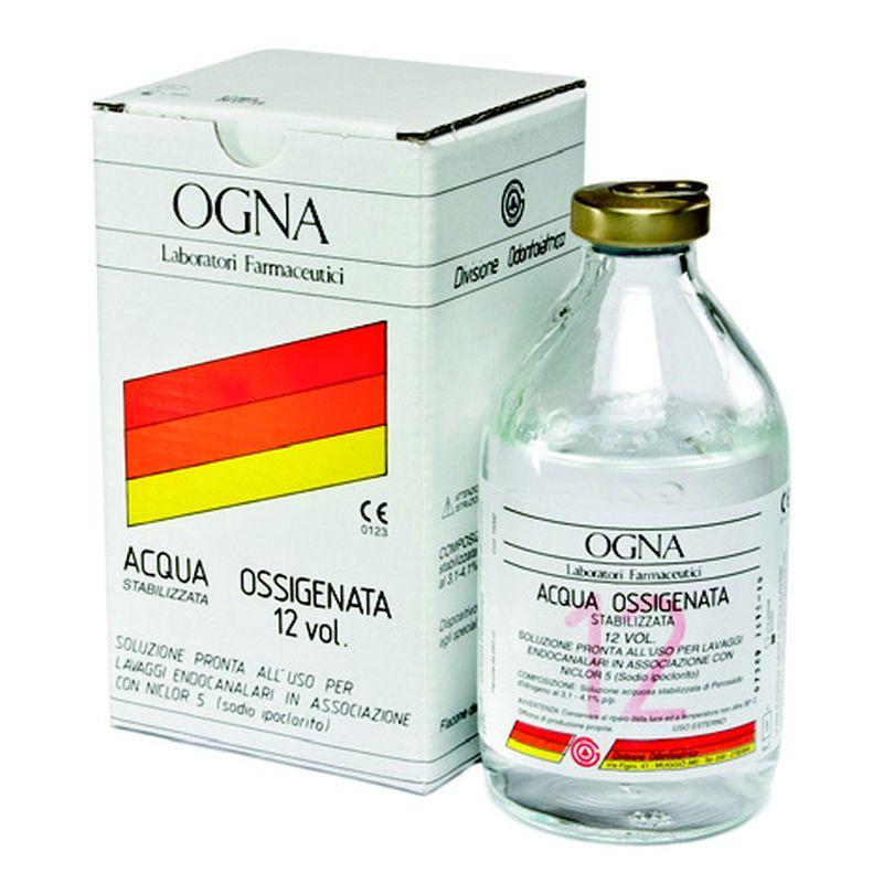 ACQUA OSSIGENATA 12 V 250ML DC015002 OGNA